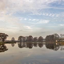 Landschapsfoto nieuwe waterpassen bij Bornerbroek 2