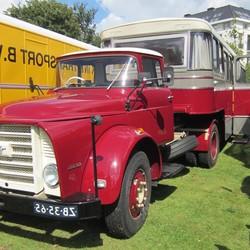 DAF Truck Torpedo DS 575