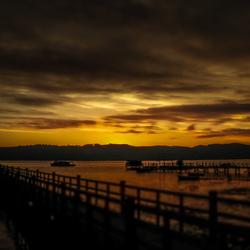 Sunset Knysna, South Africa