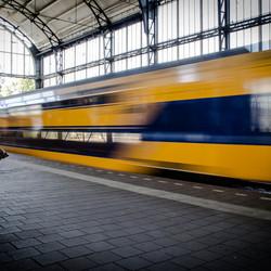 Haarlem Central station