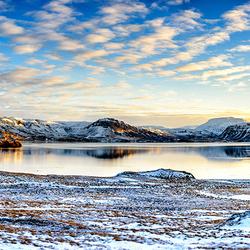 Wildernis in IJsland: Hvalfjordur
