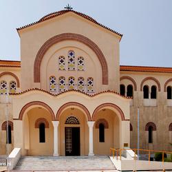 Kerk Moni Agiou Gerasimou