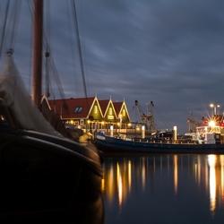 Haven van Oudeschild.