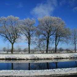 Winter in Drenthe