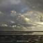 Woeste Wolken boven het Wad