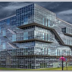 Geoscience gebouw