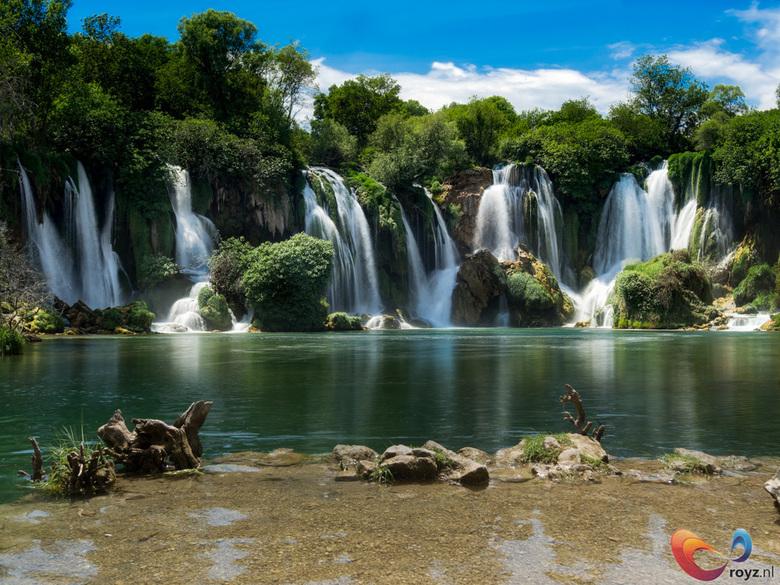 Kravica watervallen - Bosnië