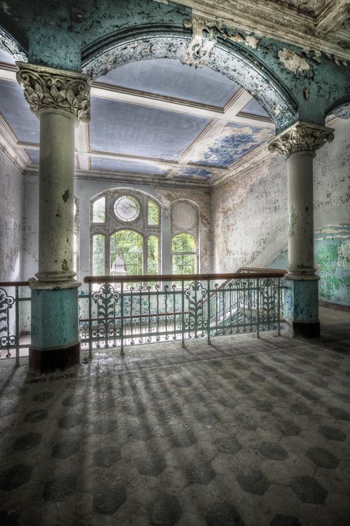 Color Hall - Beelitz Heilstatten