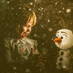 Prinses Clara, zot van Olaf ...