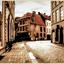 Een straatje in Brugge