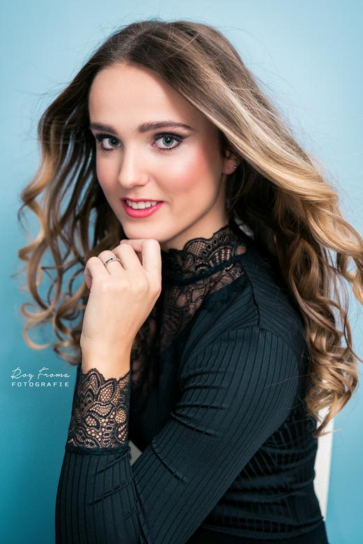 Carmen - Model; Carmen Nienhuis.