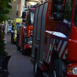 Woningbrand in Helmond