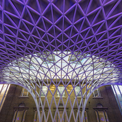 Station - King's Cross - Londen