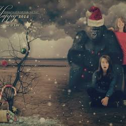 Merry Christmas & Happy 2014 ...