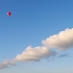 Ballonwolk