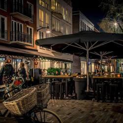 Terrassen van  Leeuwarden