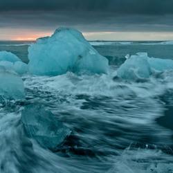 Zonsopkomst in IJsland