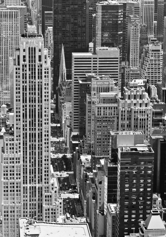 Concrete Jungle - New York City, mei 2010
