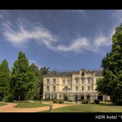 HDR hotel ruimzicht doetinchem