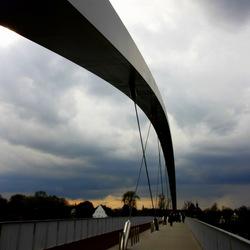Loopbrug Maastricht