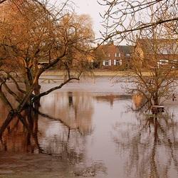 Overstroming.....