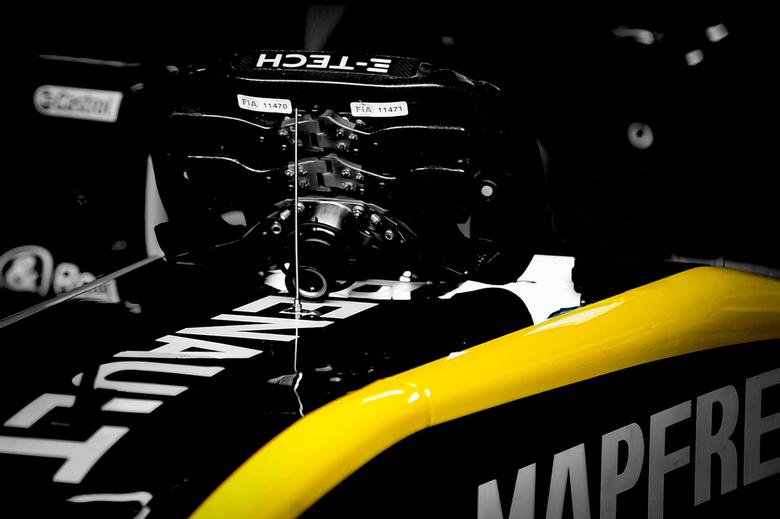 Renault F1 Team -