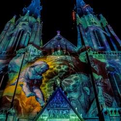 Glow 2014 Catharinakerk