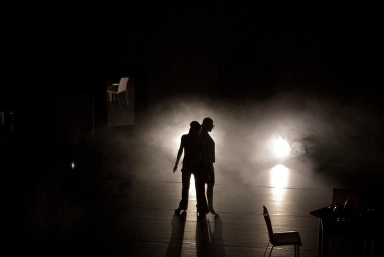 Tango Sensual - Dit is een tango dans in het stuk Kunst van Leven