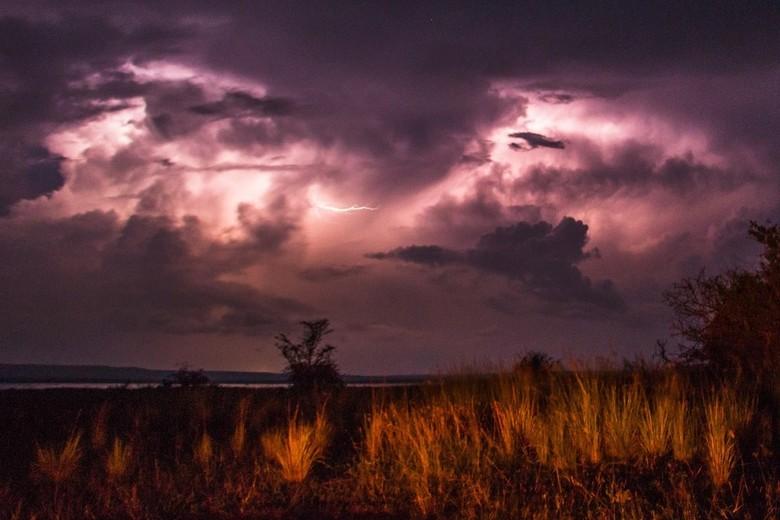 African lightning...
