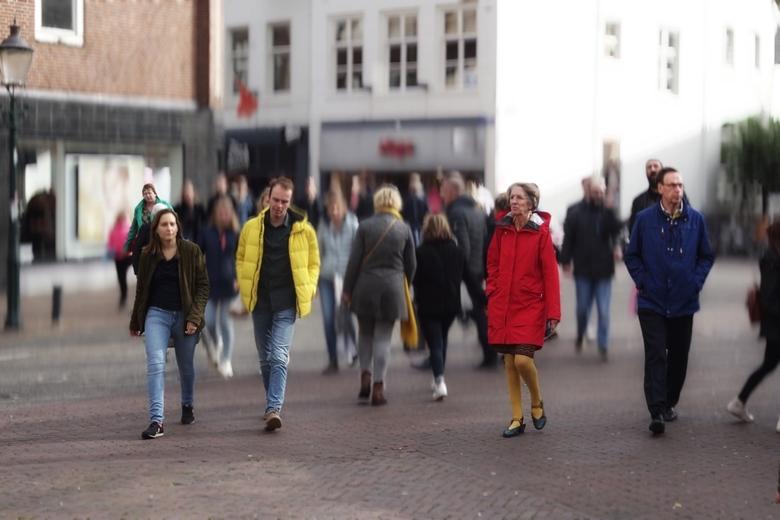 Straatbeeld (Amersfoort) -