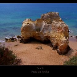Beach Praia da Rocha