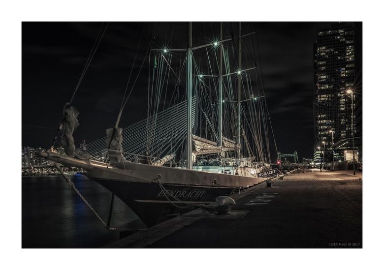 Gedroomd in Rotterdam - Eindelijk een goed statief gekocht en ingewijd in Rotterdam.