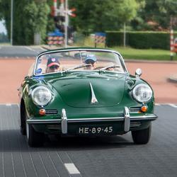 Porsche 356 - Achterhoek Tour Rally