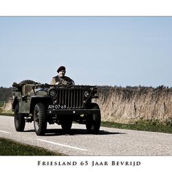 Friesland 65 jaar bevrijd