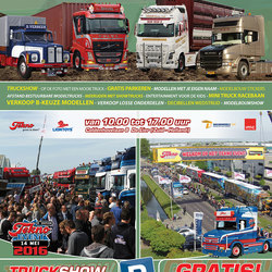 TRUCK TIME   TEKNO FLYER 14 mei 2016  Event
