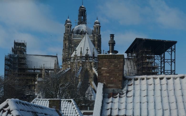 Koude St. Jan -