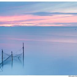 Zonsondergang Afsluitdijk #2