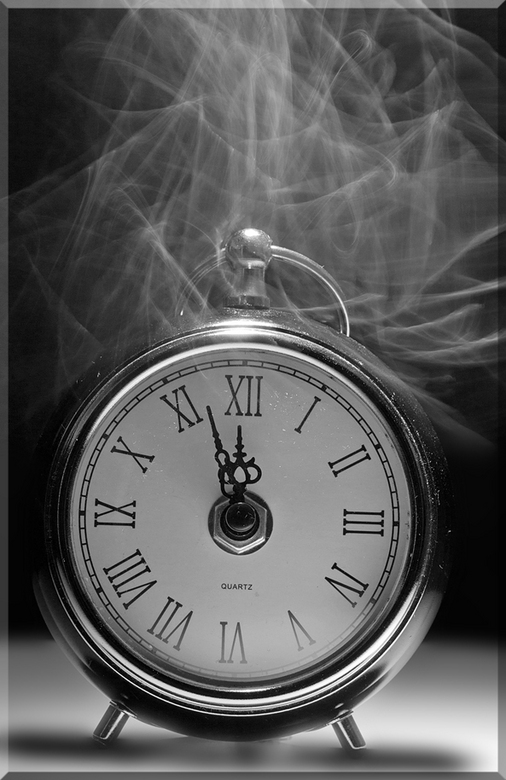 &quot;tik tak&quot; - time is ticking away.....<br />