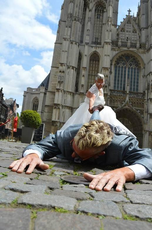 Kathedraal Antwerpen - was een geweldige momentopname, vind dit nog steeds één van men topfotos!