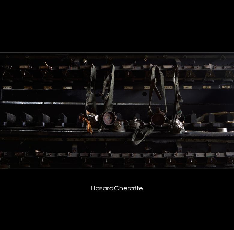 HasardCheratte 9 - Behoeft geen verdere toelichting (welbekende Mijn in Belgie).