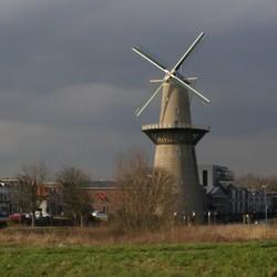 Nolet Molen in Schiedam
