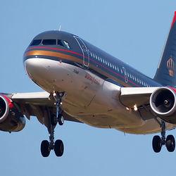 royal jordanian airlines a-319