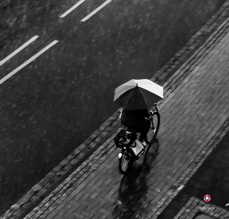regen, heel veel regen.. -