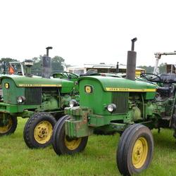 Tractor broertjes