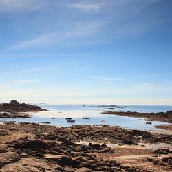 Een Baai in Bretagne . . .