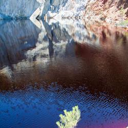 Rio Tinto meer / Spanje