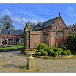 Kasteel van Beervelde - Koetsiershuis