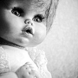 . . . Retro Doll . . .