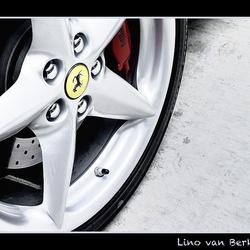 Ferrari...!