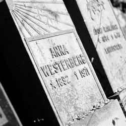 Begraafplaats op Gräsö